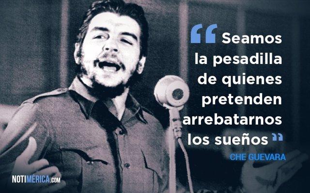 Che Guevara Las 12 Frases Que Mejor Definen Su Pensamiento