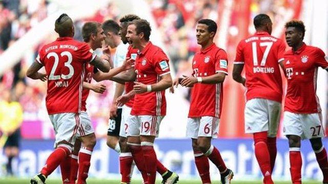 Guardiola se despide de la Bundesliga con victoria