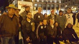 Miembros del SAT inician una huelga de hambre por la libertad de Bódalo