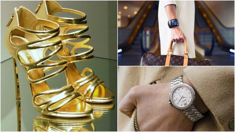 ¿Cómo detectar una falsificación en un producto de lujo?