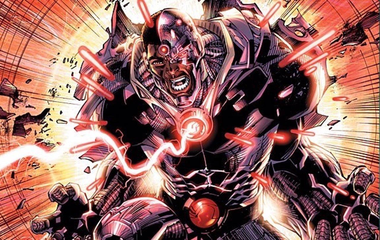 Cyborg en DC Comics