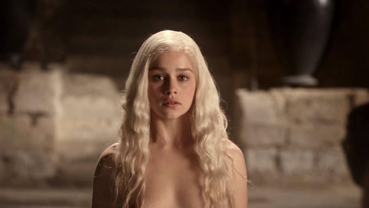 Emilia Clarke Habla De Su último Desnudo En Juego De Tronos Soy Yo No Una Doble De Cuerpo