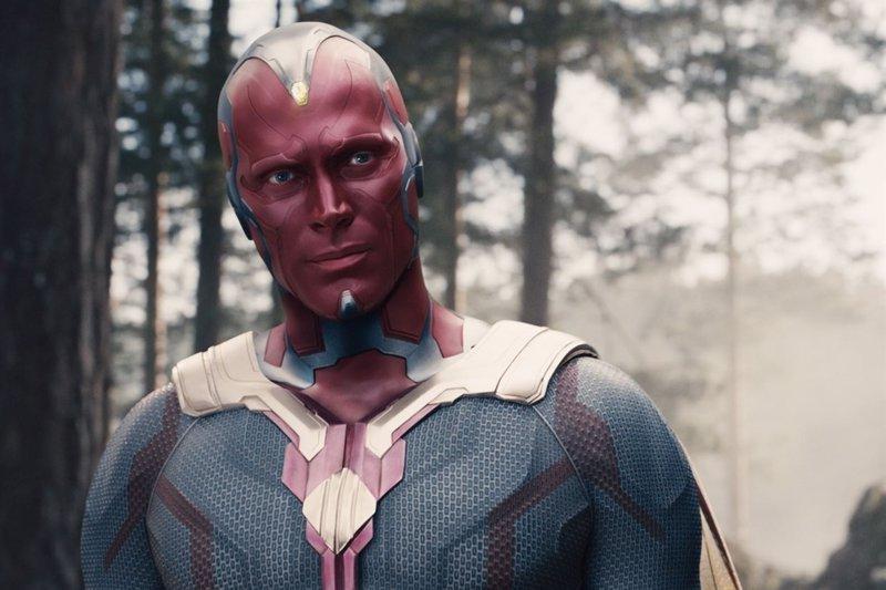 El gran error de Visión en Capitán América: Civil War