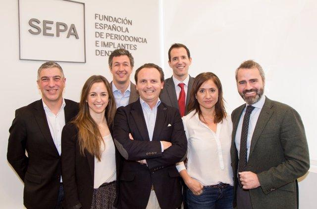 Nueva junta directiva de SEPA