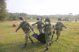 El Ejército colombiano mantendrá su número de efectivos pese a  que se alcance la paz con las FARC