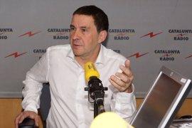 """Otegi: """"Cataluña está siendo un referente y nos está dando una lección"""""""