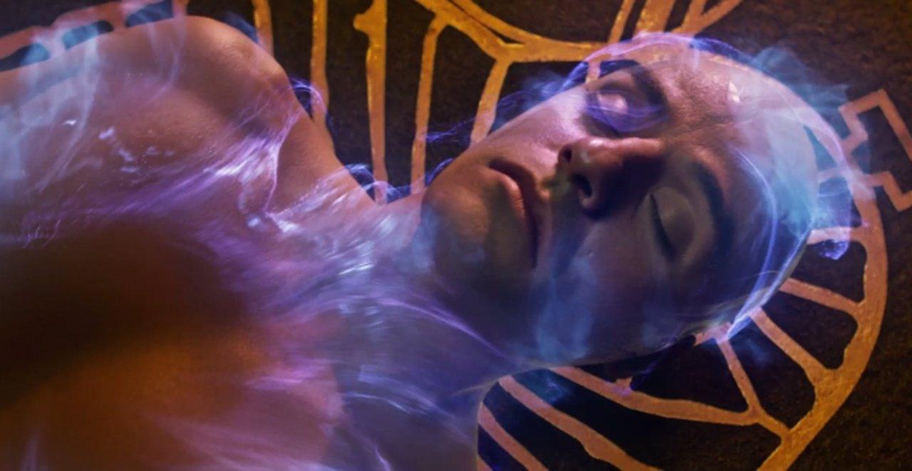 Oscar Isaac en X-Men Apocalypsis