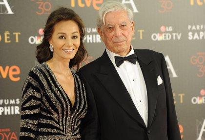 Mario Vargas Llosa le pide matrimonio a Isabel Preysler