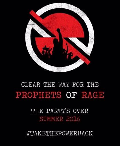 ¿Vuelven Rage Against the Machine?