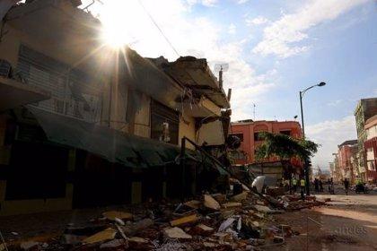 Al menos 11 heridos por el terremoto de 6,8 en la costa de Ecuador