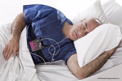La edad protege de los efectos producidos por la hipoxia de la apnea del sueño