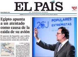 Las portadas de los periódicos de hoy, viernes 20 de mayo de 2016