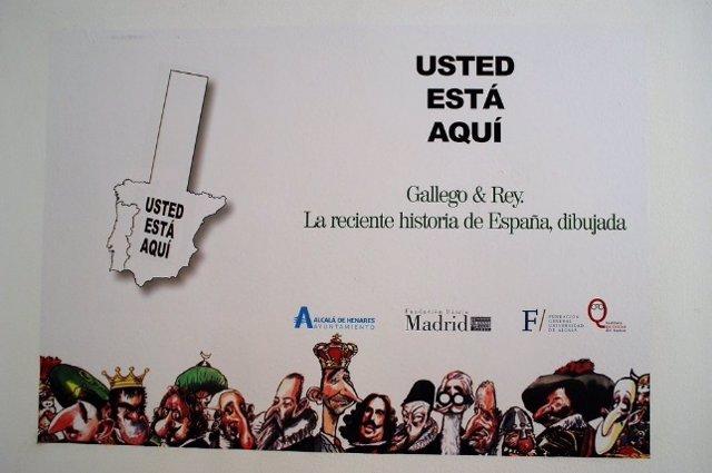 Correos emitirá una serie de sellos sobre Gallego y Rey