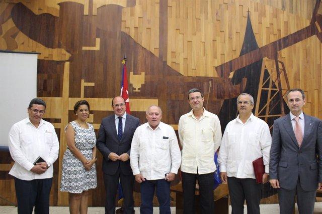 Ón De Murcia Explica En Cuba Su Exp Eriencia En Materia De Eficiencia Energética