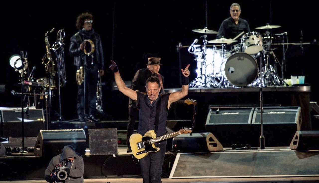 Bruce Springsteen en el Rock in Rio