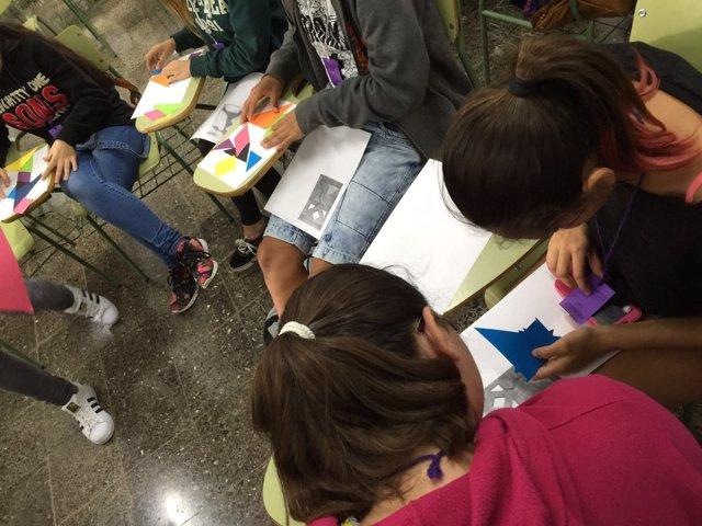 Alumnos comparten experiencias en materia de igualdad
