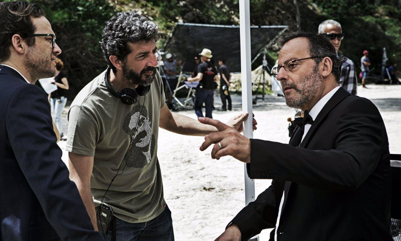 Jean Reno Y Alberto Rodríguez