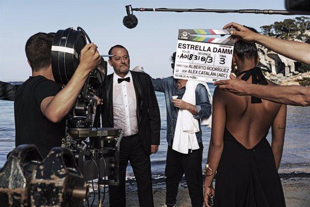 Jean Reno protagoniza el nuevo corto de Damm