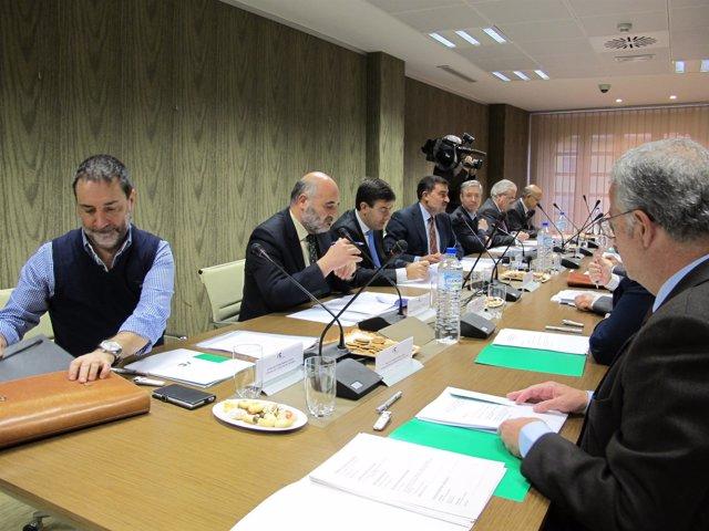 Reunión Sindicatura de Cuentas.