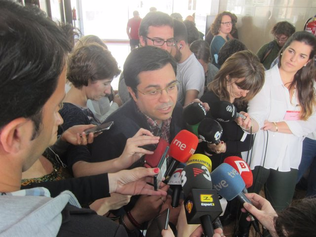 Gerardo Pisarello, teniente de alcalde de Barcelona