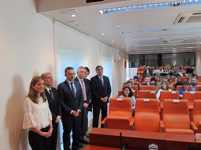 Inauguración del curso 'Reforma del Código Penal'