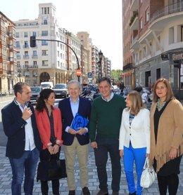 Candidatura PP de La Rioja para el 26J