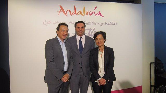 Andalucía presenta su verano de 2016 en Madrid