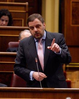 El portavoz de Exteriores del PP en el Congreso, Gustavo de Arístegui