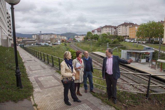 Bolado y Gallego analizan el proyecto