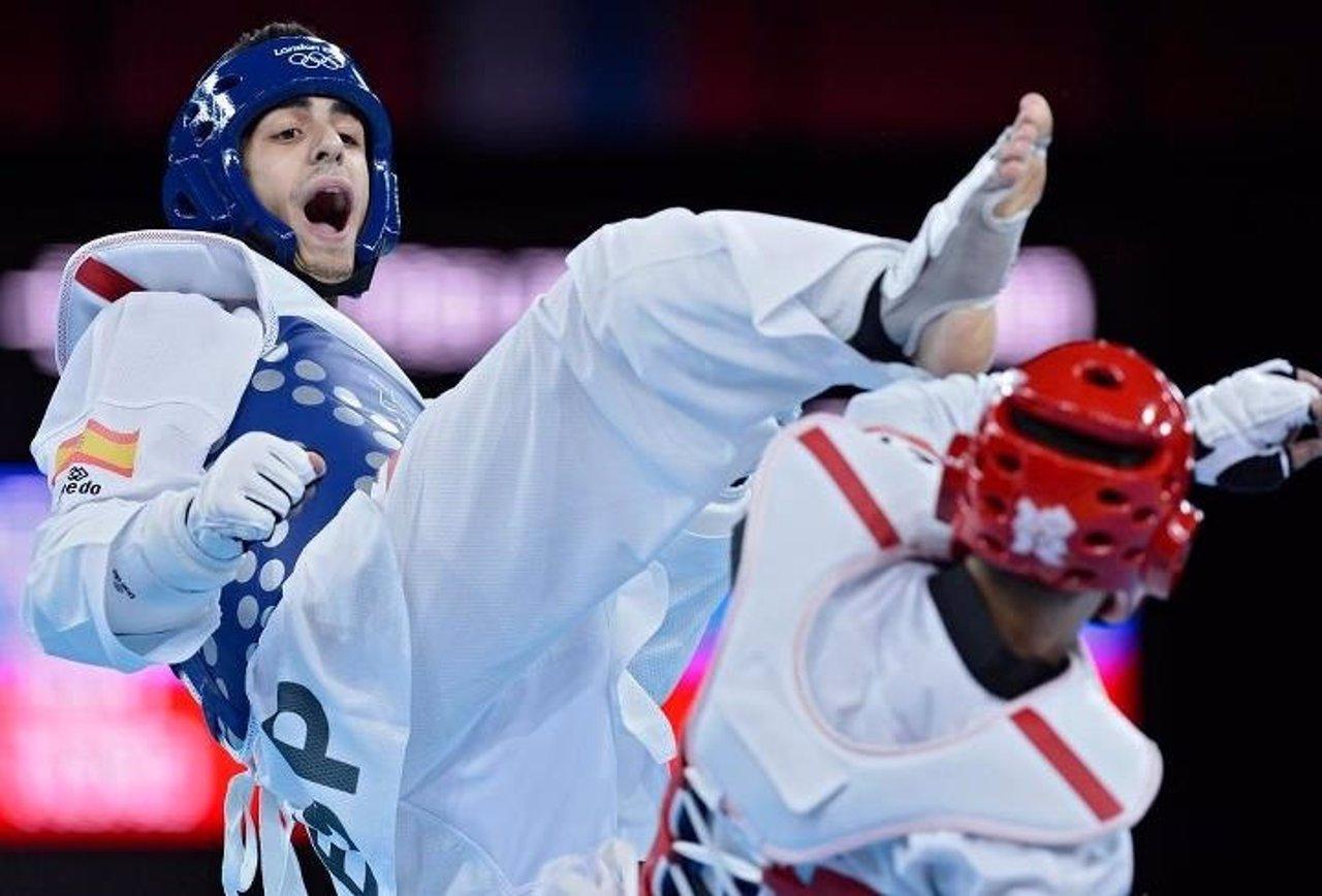 Joel González, taekwondo