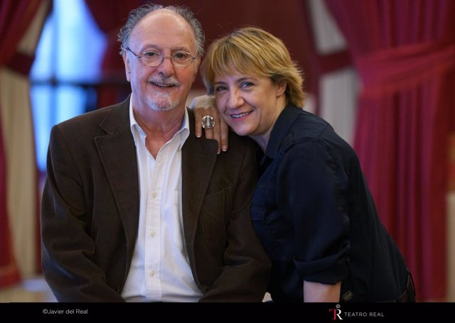 Gustavo Tambascio y Blanca Portillo presentan 'El emperador de la Atlántida'