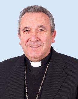 Gerardo Melgar, obispo Ciudad Real