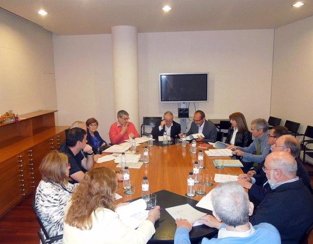 Consejo Rector del Instituto de Estudios Altoaragoneses