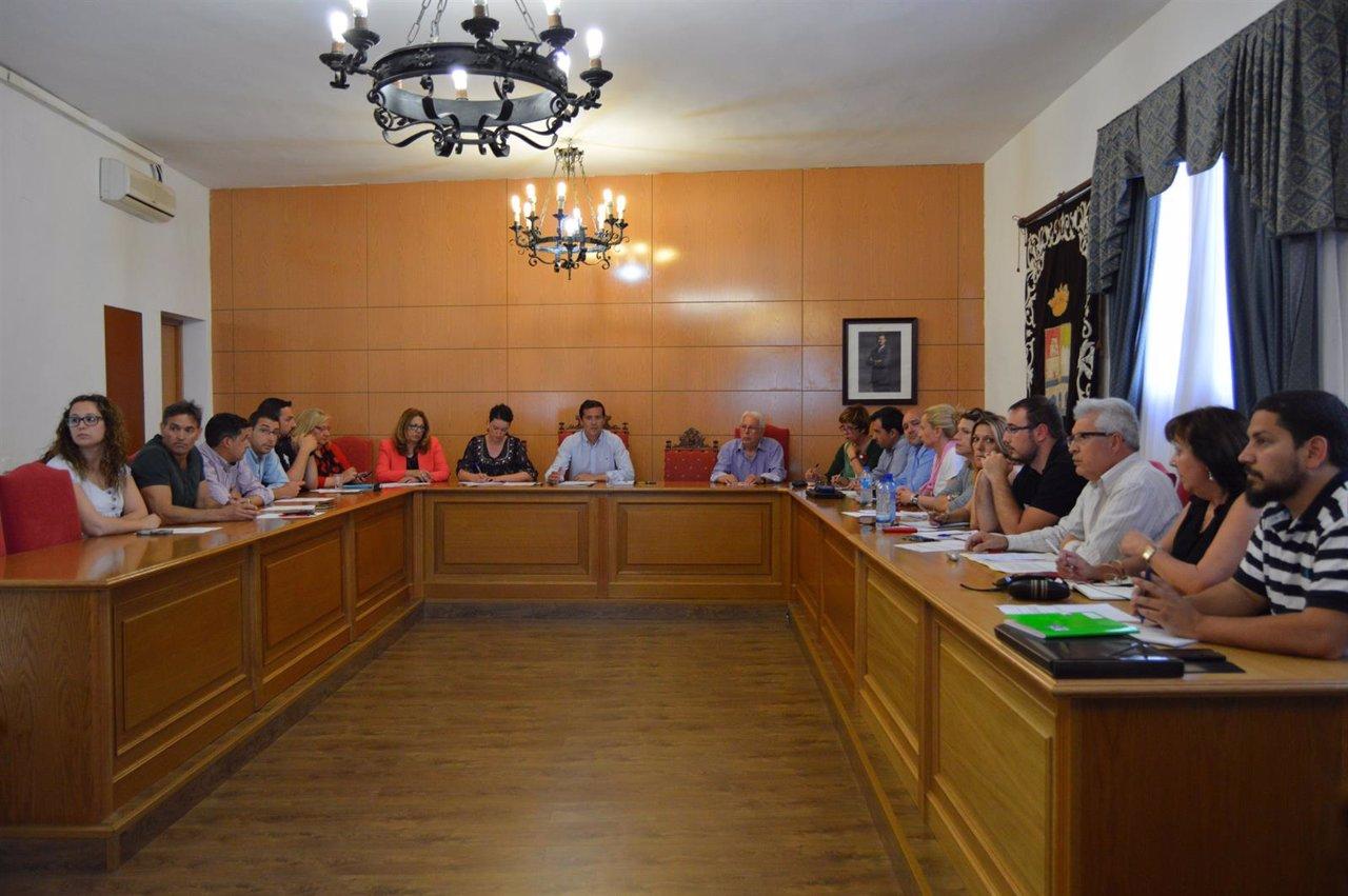 Ayto. Seseña. Nota De Prensa Y Foto. El Ayuntamiento De Seseña Aprueba Por Unani
