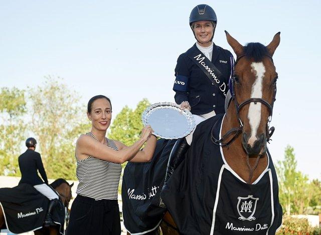 Laura Renwick gana en el Club de Campo Villa de Madrid