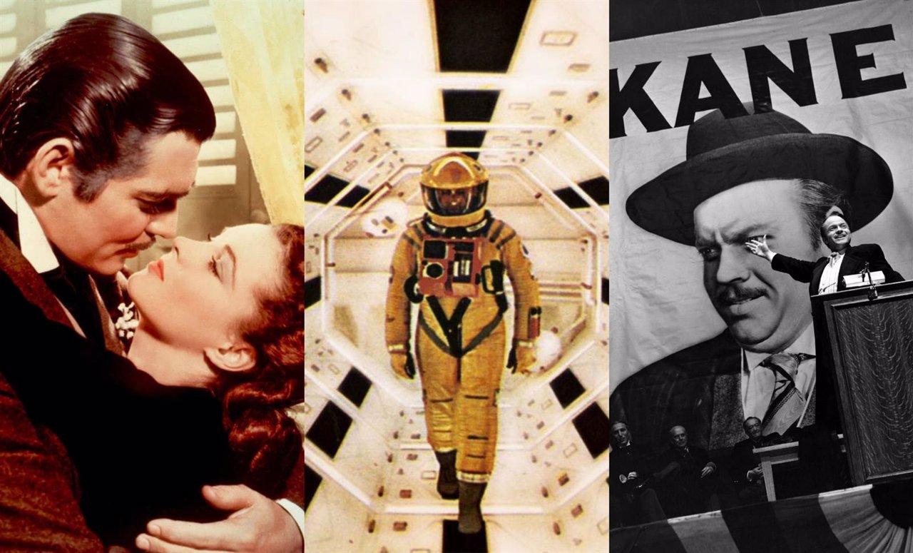 Collage peliculas mejor dirigidas de la historia