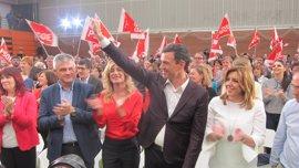 El PSOE arranca mañana la precampaña con la presentación de las candidaturas