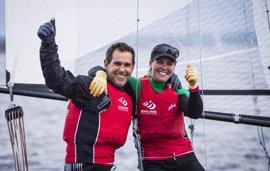 Tres miembros del equipo español de vela son asaltados en Río a punta de pistola