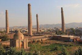 La UNESCO recupera cuatro minaretes del siglo XV en Herat, Afganistán