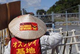 Japón protesta ante EEUU por el asesinato de una japonesa por un trabajador de la base de Okinawa
