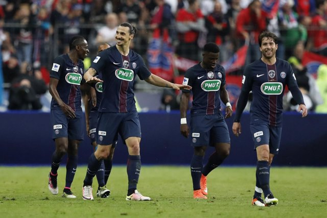 Zlatan Ibrahimovic París Saint-Germain Copa Francia