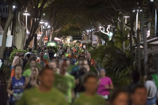 Binter NightRun Santa Cruz