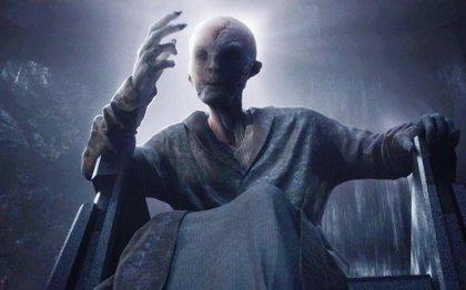 Star Wars: La prueba definitiva de que el Líder Supremo Snoke no es Darth Plaeguis