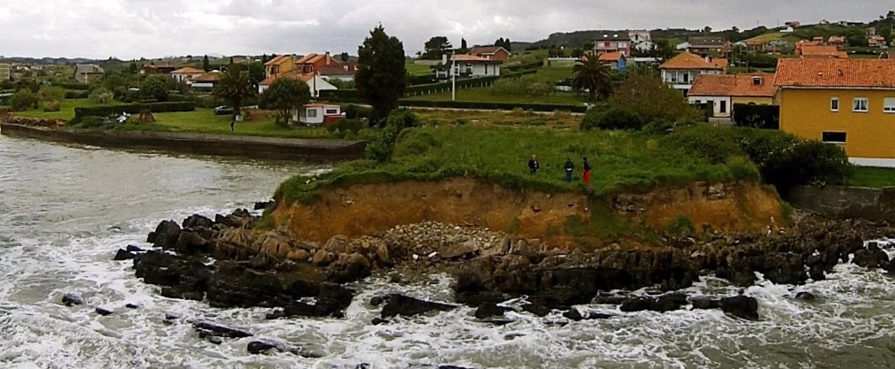 Yacimiento romano en Bañugues
