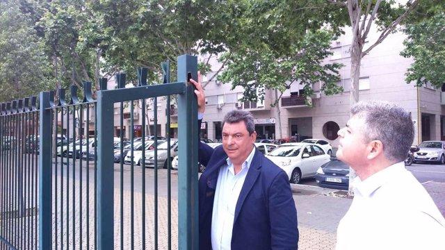 Visita del PP a Entreflores