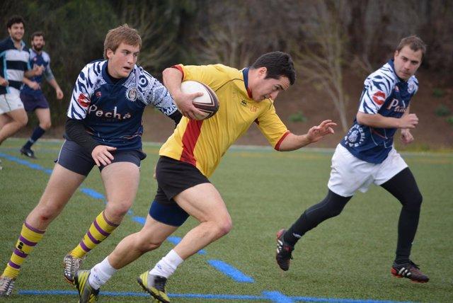 Competición de rugby