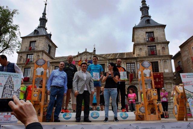 NP / FOTOS. Sonia Labrado Y Ricardo Martínez Repiten Triunfo En La Carrera Popul