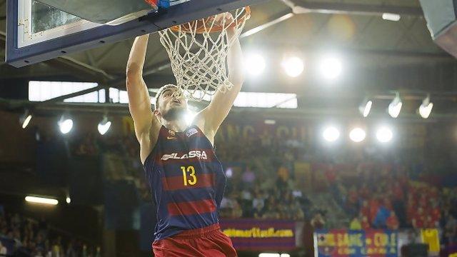 Barcelona Tomas Satoransky