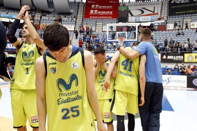 Descenso Movistar Estudiantes