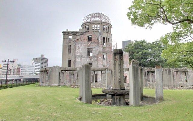 Visita virtualmente Hiroshima en el 68 aniversario de la bomba